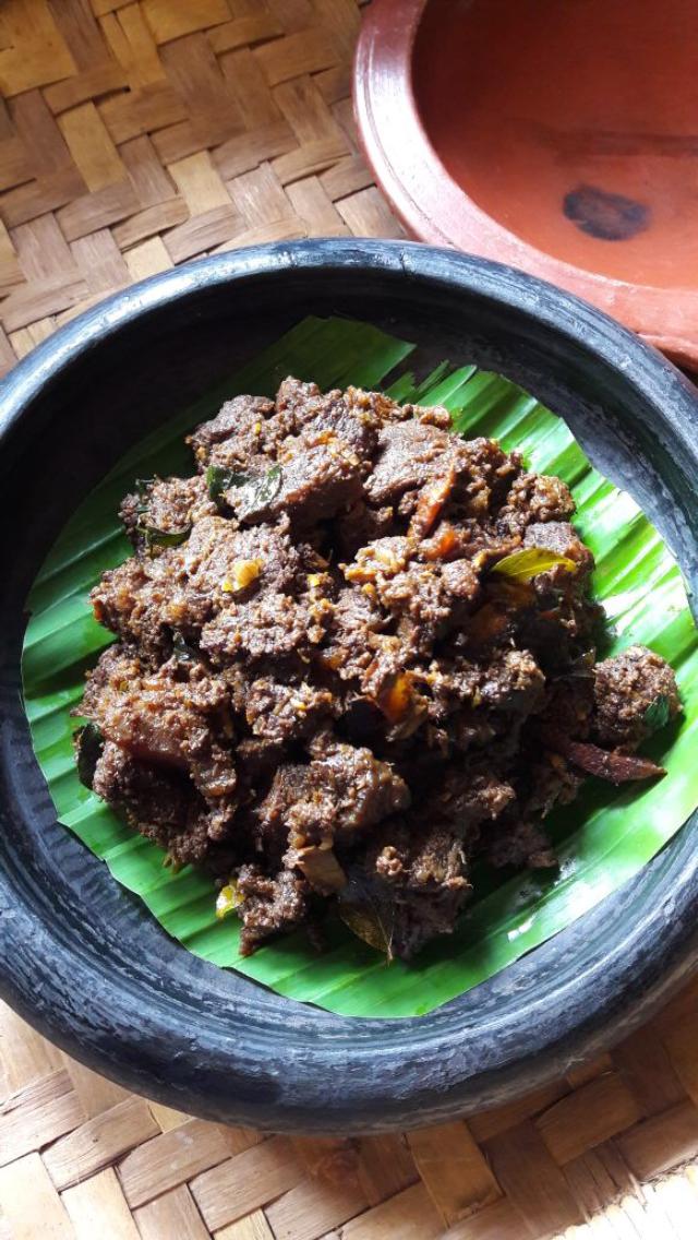 Kerala Beef Roast Beef, Roast beef, Roast