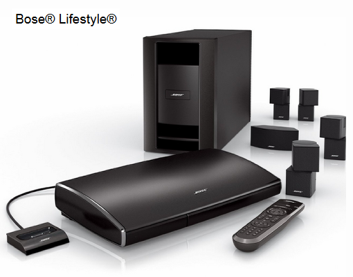 Bose Lifestyle V35 Home Theater System Bose lifestyle