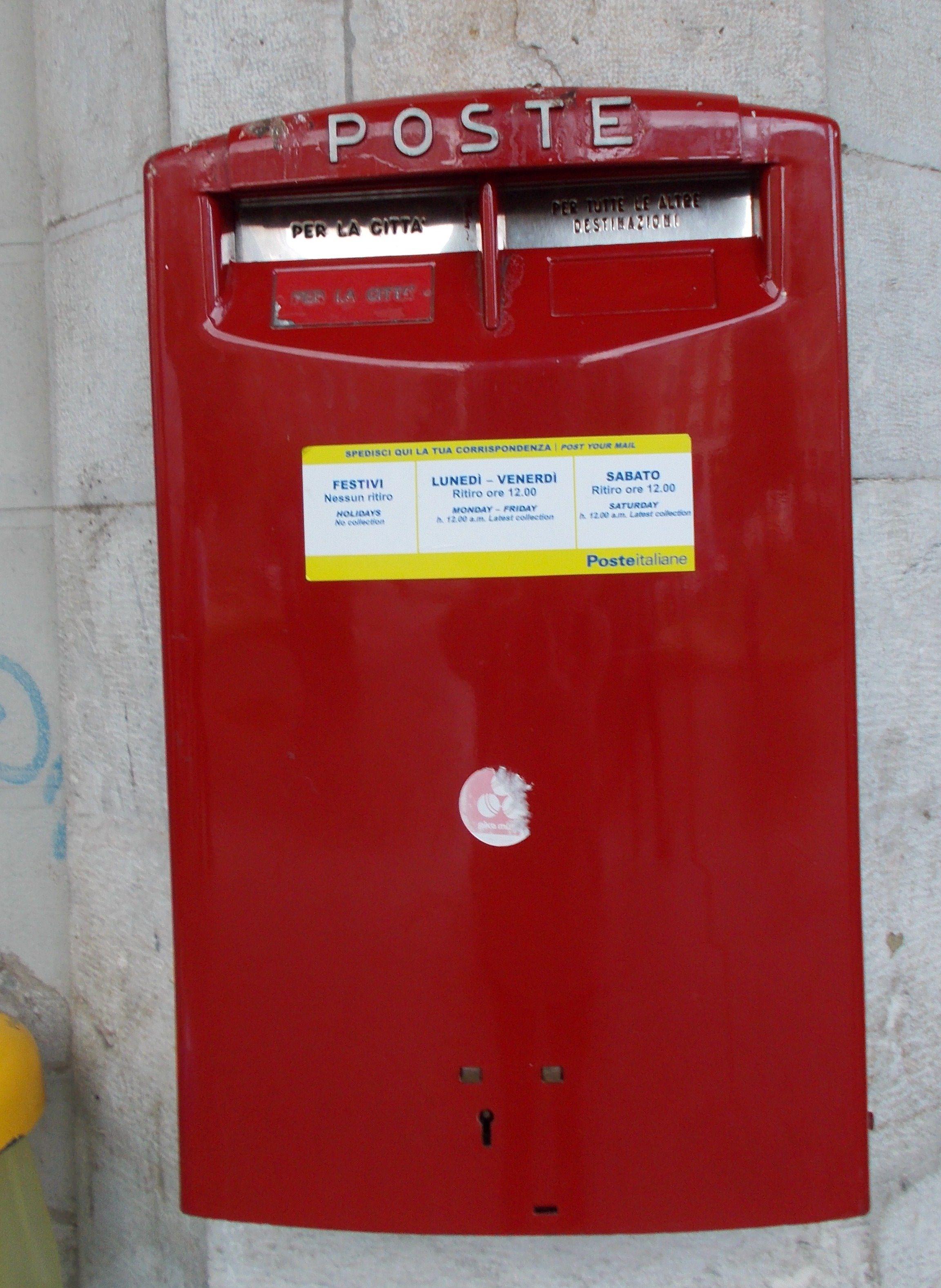 Cassetta Postale Cassetta Postale Cassettiere Idee