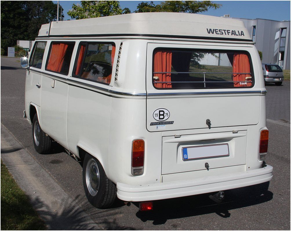 Bus vw volkswagen baywindow westfalia camper a vendre for
