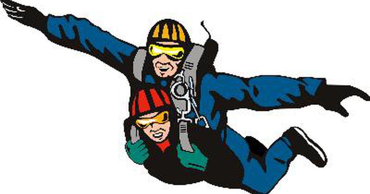 A qué altura saltan los paracaidistas?. El paracaidismo es un ...