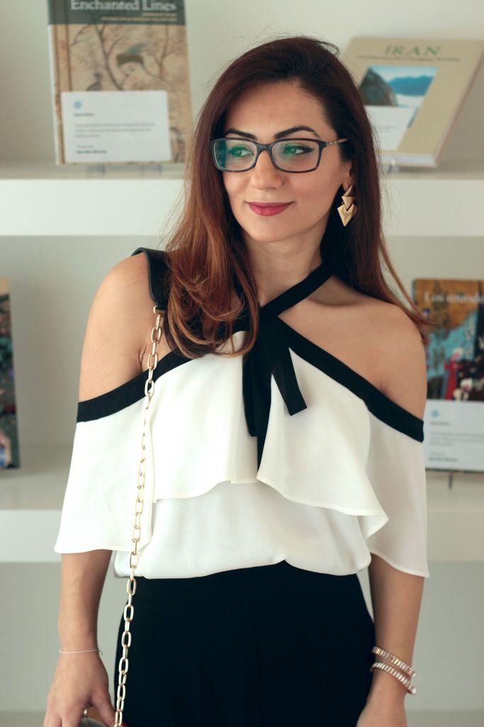 1c7ef05c7ec55 The Cold Shoulder Top Similar to Proenza Schouler top from Zara – MODE  DELINA