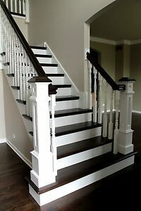 Details about NEWEL POST (6 1/2