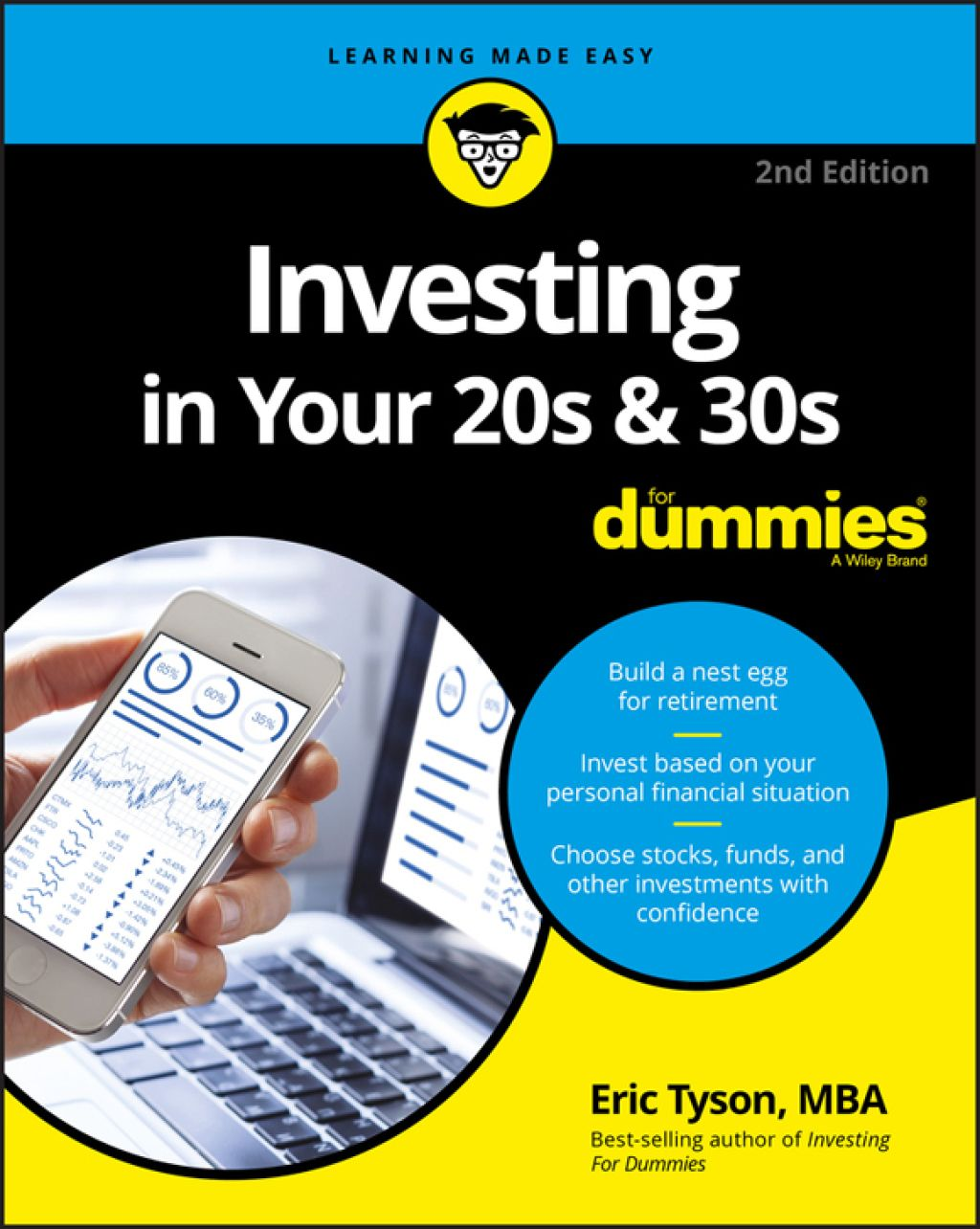 Investing in Your 20s and 30s For Dummies (eBook
