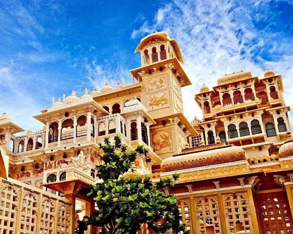 This ornate palace hotel is something you would love to