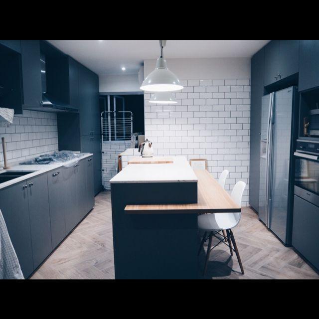 Sherlyn - sherlynchanwp - Dayre House Kitchen Pinterest - küche ohne griffe