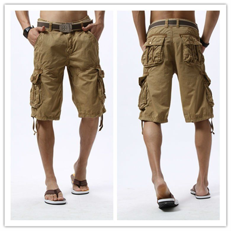 Cargo shorts - fad, because used to see people wear this in middle ...