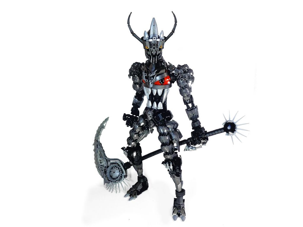 """Makuta the Cursed one 