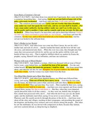 Kenneth hagin healing scriptures