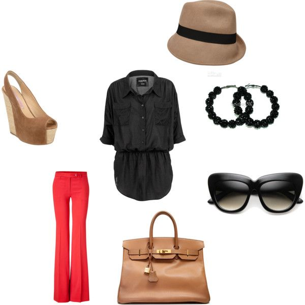 Out & About, created by vellanee-richardson.polyvore.com