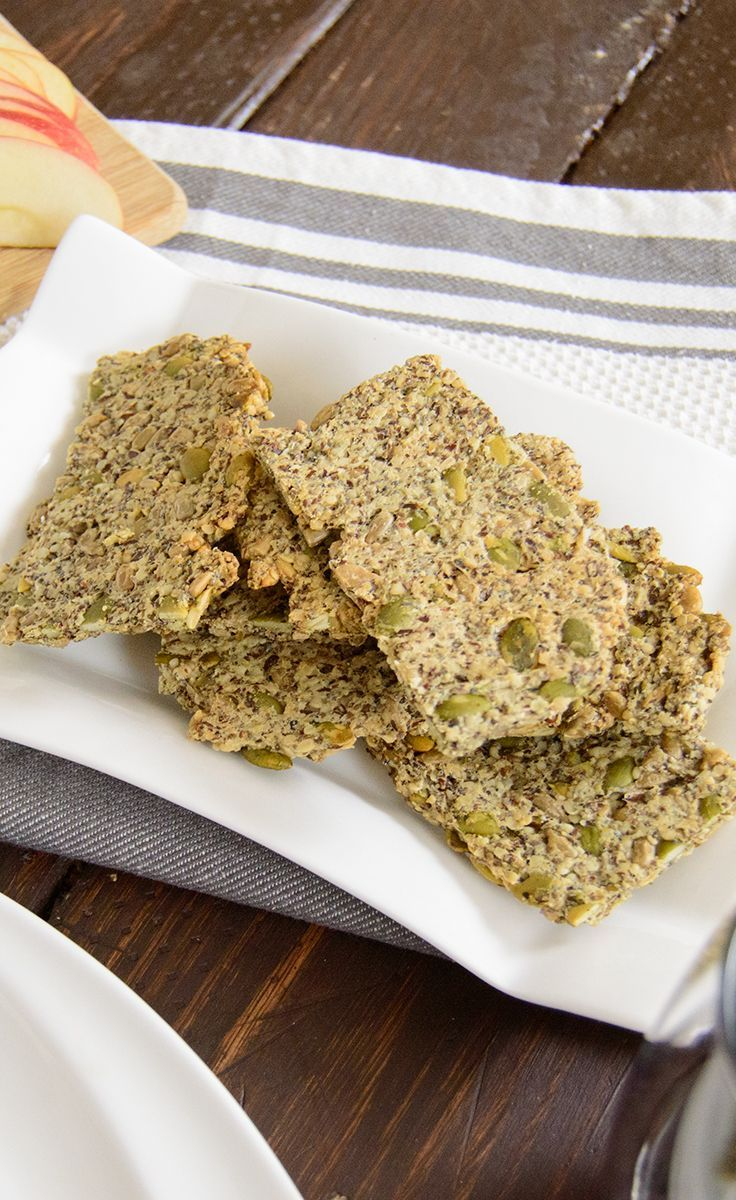 Healthy homemade pumpkin sunflower seed crackers nutty salty and healthy homemade pumpkin sunflower seed crackers nutty salty and super healthy make your solutioingenieria Image collections