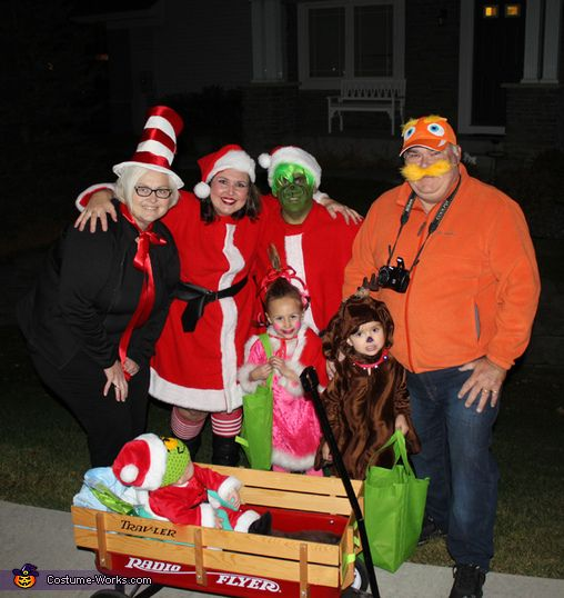 Dr. Suessu0027 The Grinch - Halloween Costume Contest at Costume-Works.com. Family Halloween CostumesChristmas ...  sc 1 st  Pinterest & Dr. Suessu0027 The Grinch - Halloween Costume Contest at Costume-Works ...