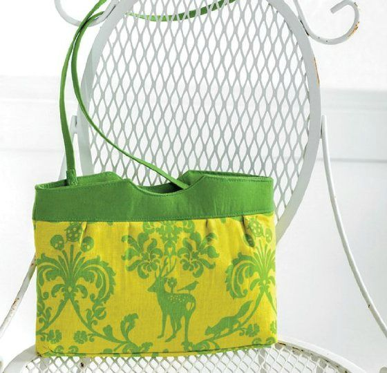 How To Use Pellon Interfacing Tutorial When Making Bags