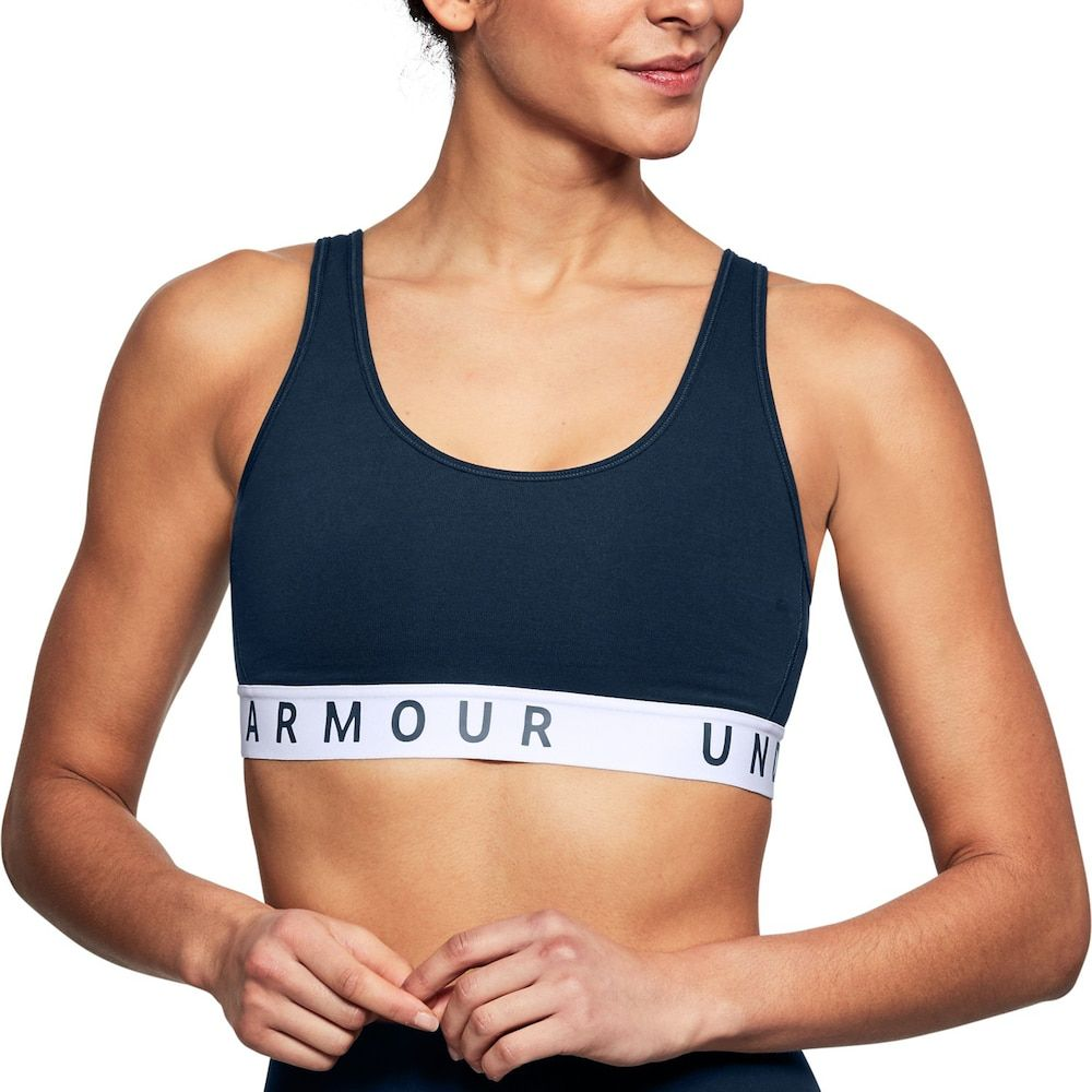 fa968a2993981 Under Armour Favorite Everyday Low-Impact Sports Bra 1307230 ...