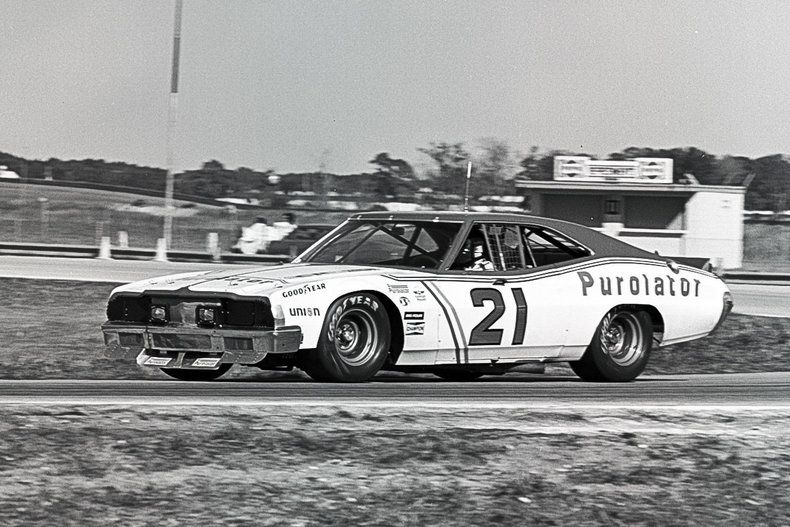 Nascar 21 David Larry Pearson 1987 Chattanooga Chew Pearson Racing Post Card In 2020 Nascar Nascar Race Cars Racing