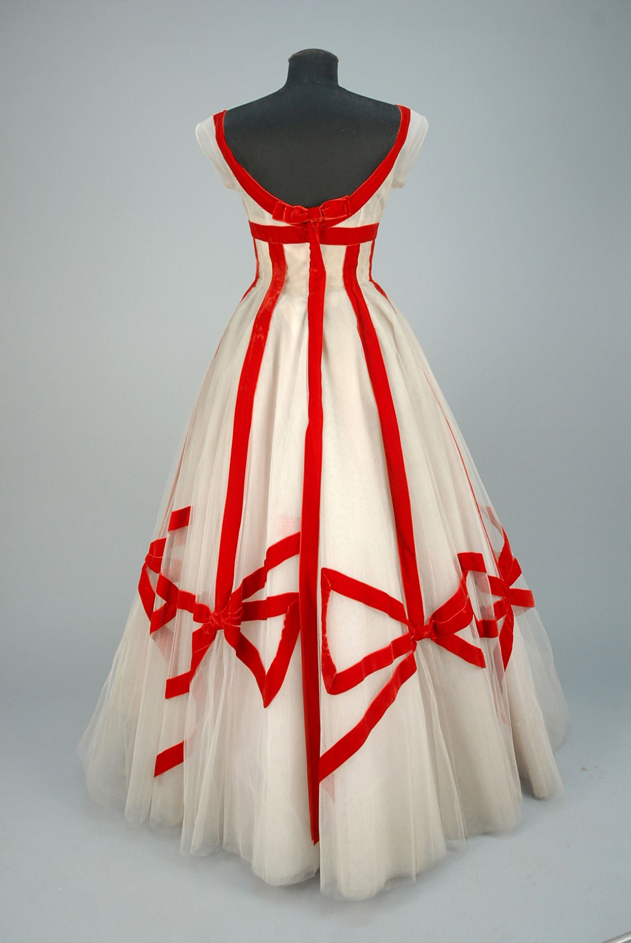 Ann lowe ball gown us from whitaker auctions fashion