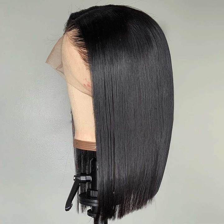 Arabella Natural Long Straight 100% Human Hair 360