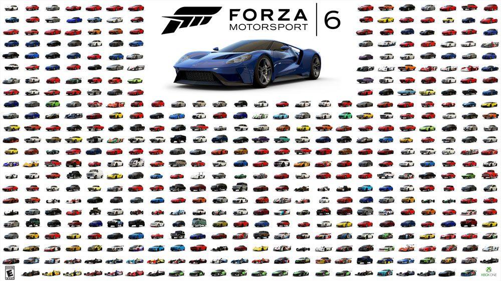 Forza Motorsport 6 for Xbox One | GameStop | CAR STUFF