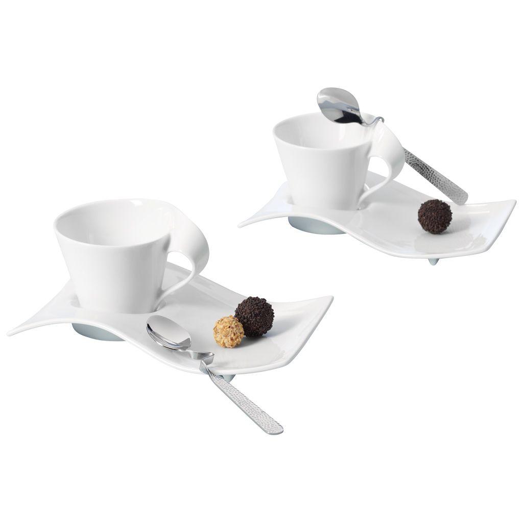 New Wave Caffe Key Item Coffee 2 Caffe Espresso Cappucino Cappuccino