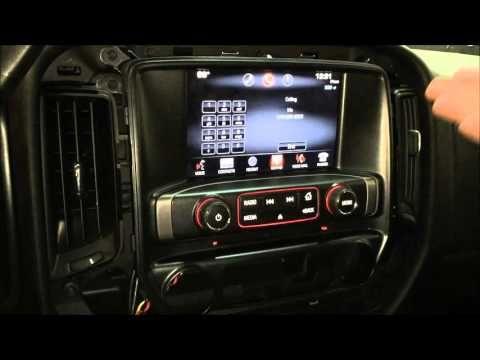 2015 Gmc Sierra W T Bluetooth 8 Screen Upgrade 2016 Chevy Silverado Chevy Silverado Chevy Silverado Accessories
