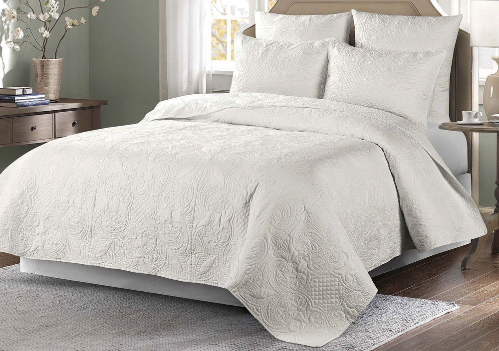 picturesque better homes and gardens quilts. Elise  James Home Venice Quilt 41 50 Bedspread