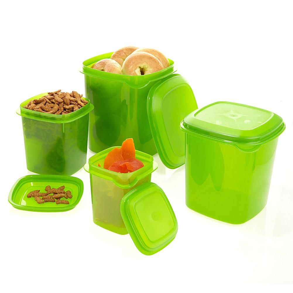 Debbie Meyer GreenBoxes™ Home Collection 8-piece Tall Canister Set  sc 1 st  Pinterest & Debbie Meyer GreenBoxes™ Home Collection 8-piece Tall Canister Set ...