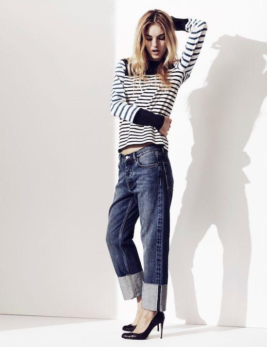 MiH Jeans Pre-Fall 2012 Lookbook