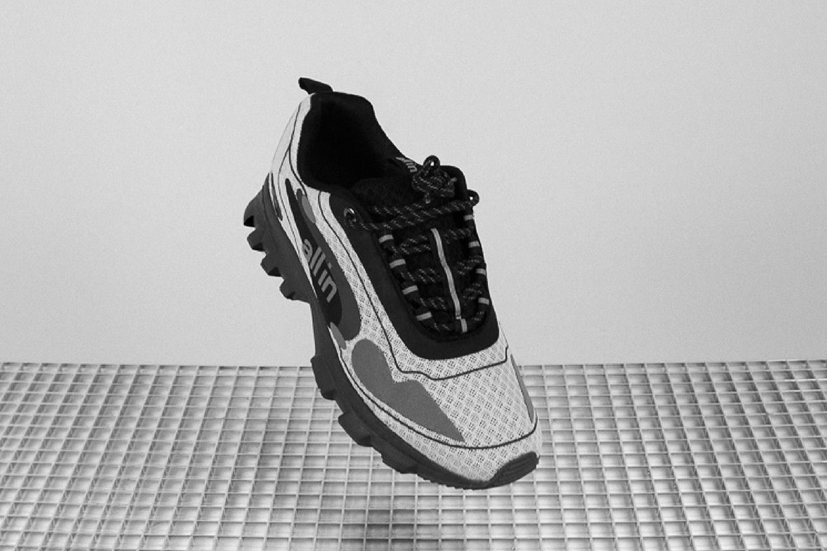all in: The Emerging Sneaker Brand You