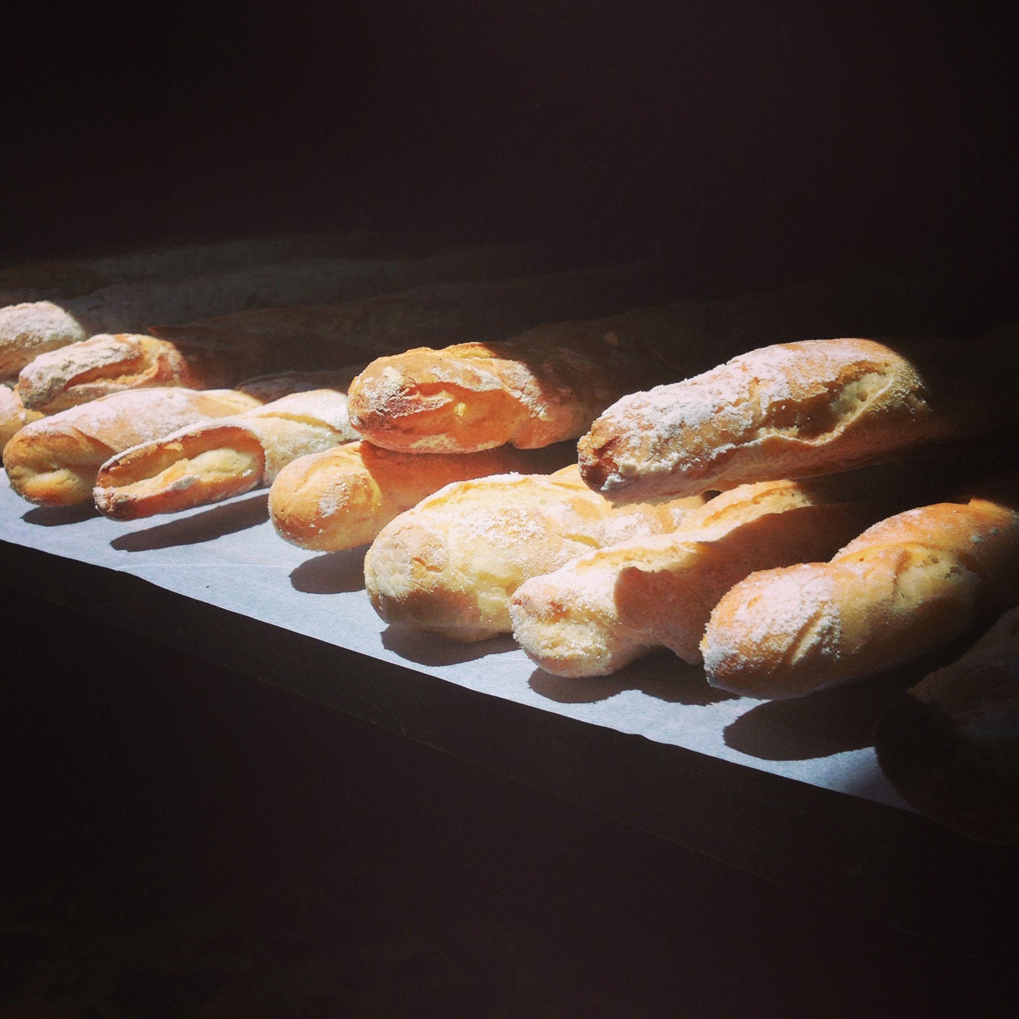 Bella Vedere Baked bread, Yarra Valley, Victoria