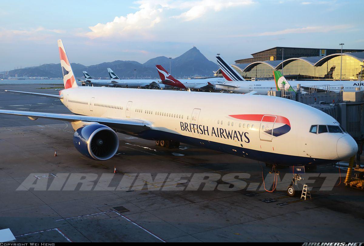 British Airways Boeing 777336/ER British airways