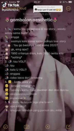 Video Cowo Kalo Salting Tuh Gimana Penasaran Di 2021 Kata Kata Indah Kutipan Romantis Lucu Kata Kata Motivasi