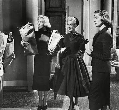Os homens preferem Marilyn Monroe: FILME/COMO AGARRAR UM MILIONÁRIO