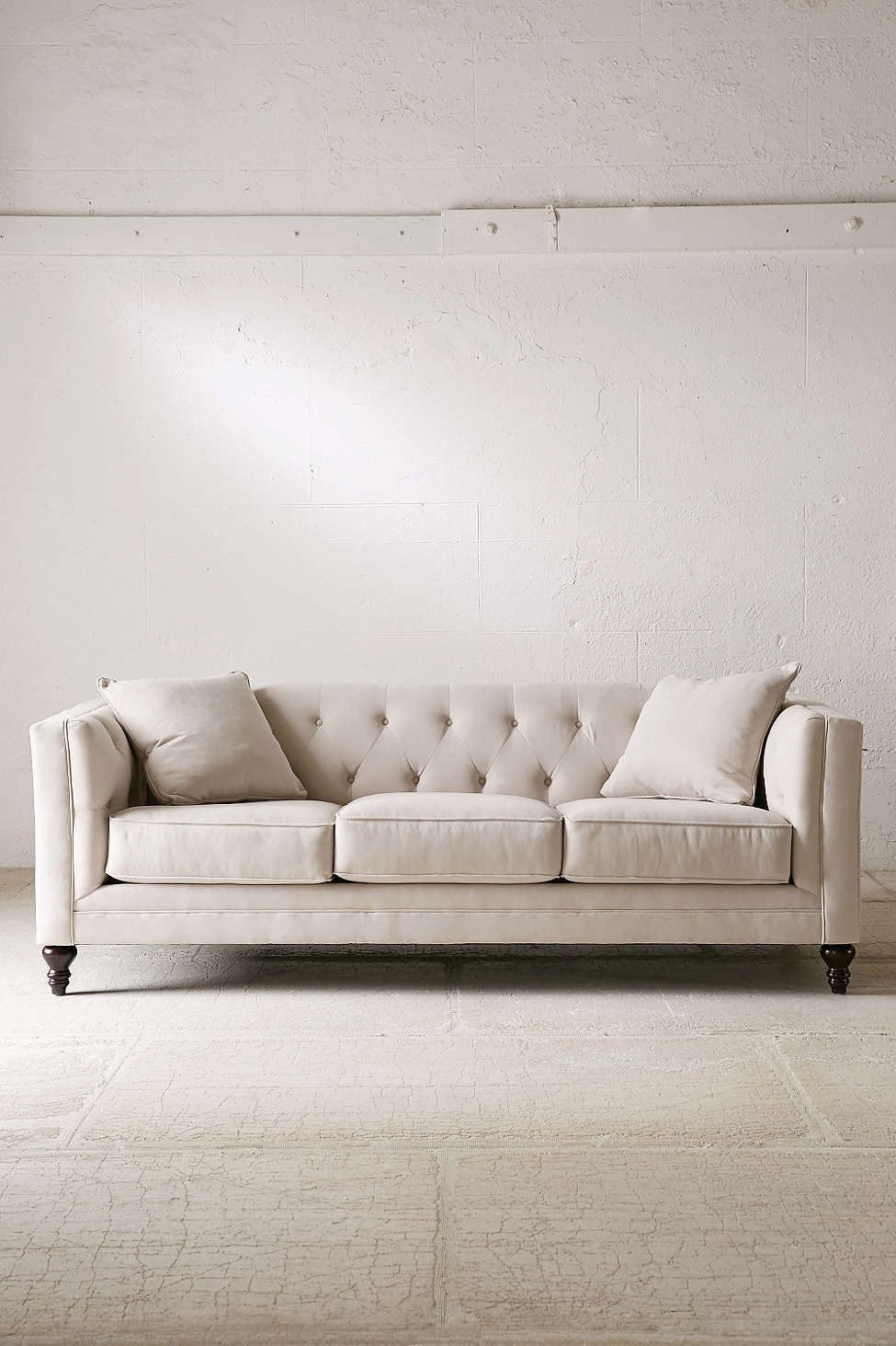 urban outfitter furniture. Urban Outfitter Graham Microfiber Sofa - Dimensions: 89\ Furniture