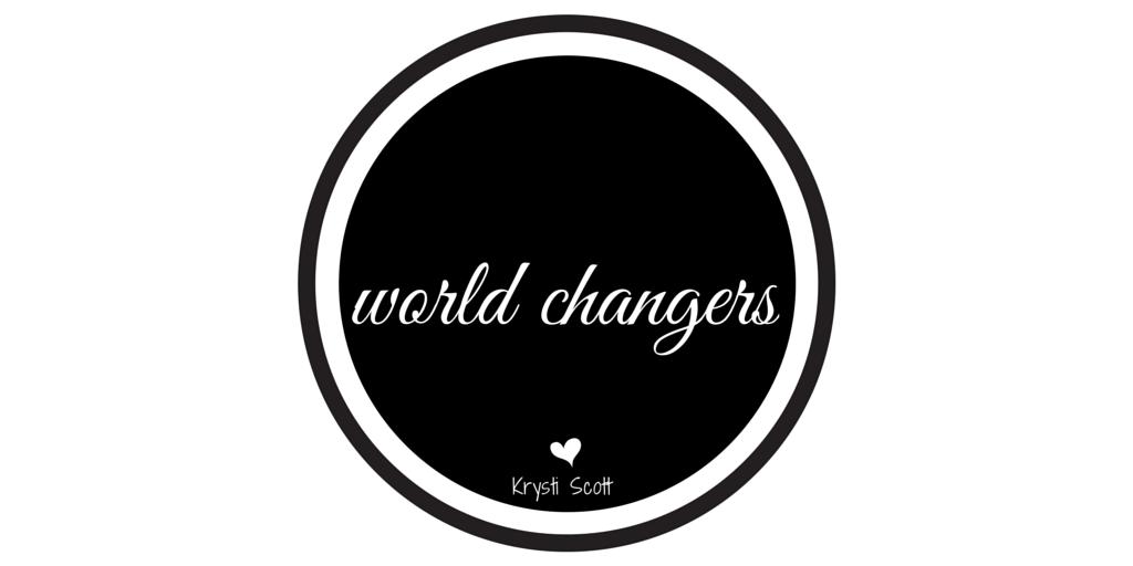 http://www.hischase.org/ #worldchangers