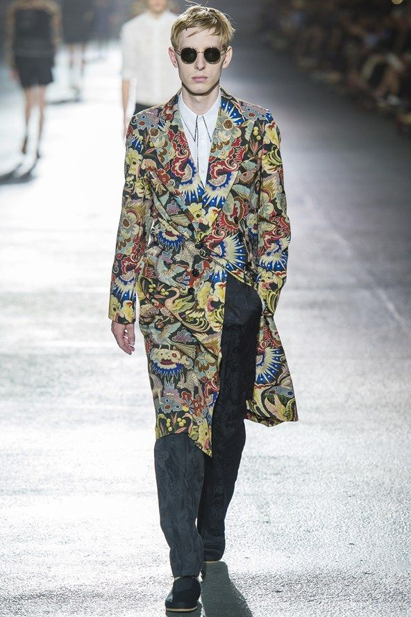 Dries Van Noten S/S 2014