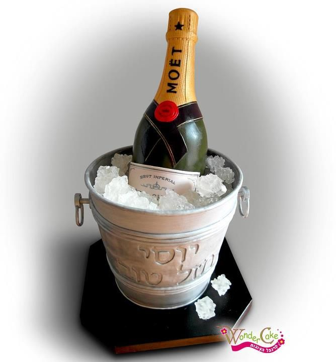 Images Of Birthday Cake And Champagne : @KatieSheaDesign ?? #cakes #champagne Cake! Let them Eat ...