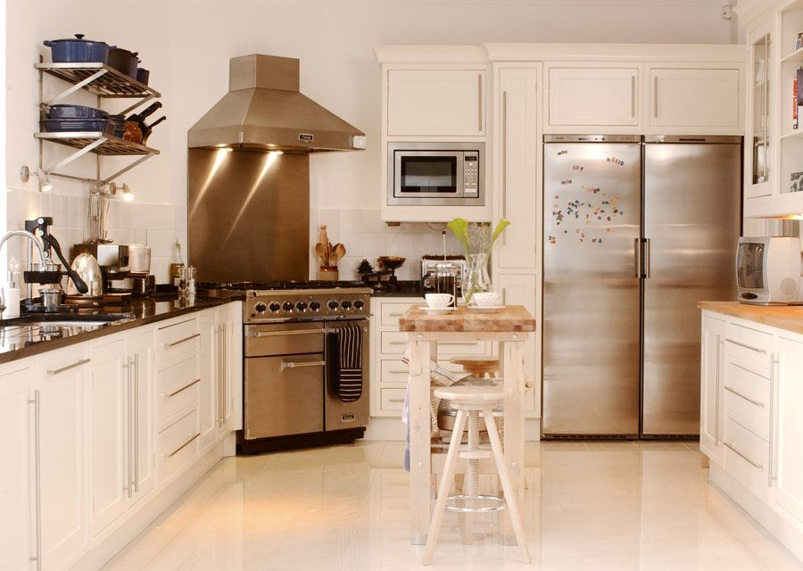 Shaker Kitchens   Natural Wood And Hand Painted | Broadway Birmingham