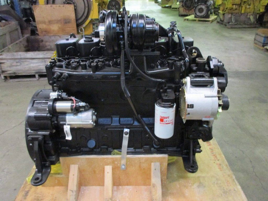 New Engines For Sale >> We Have New And Used Cummins 6b Diesel Engines For Sale And