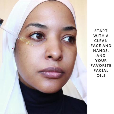facial massage tips for beginners  facial massage