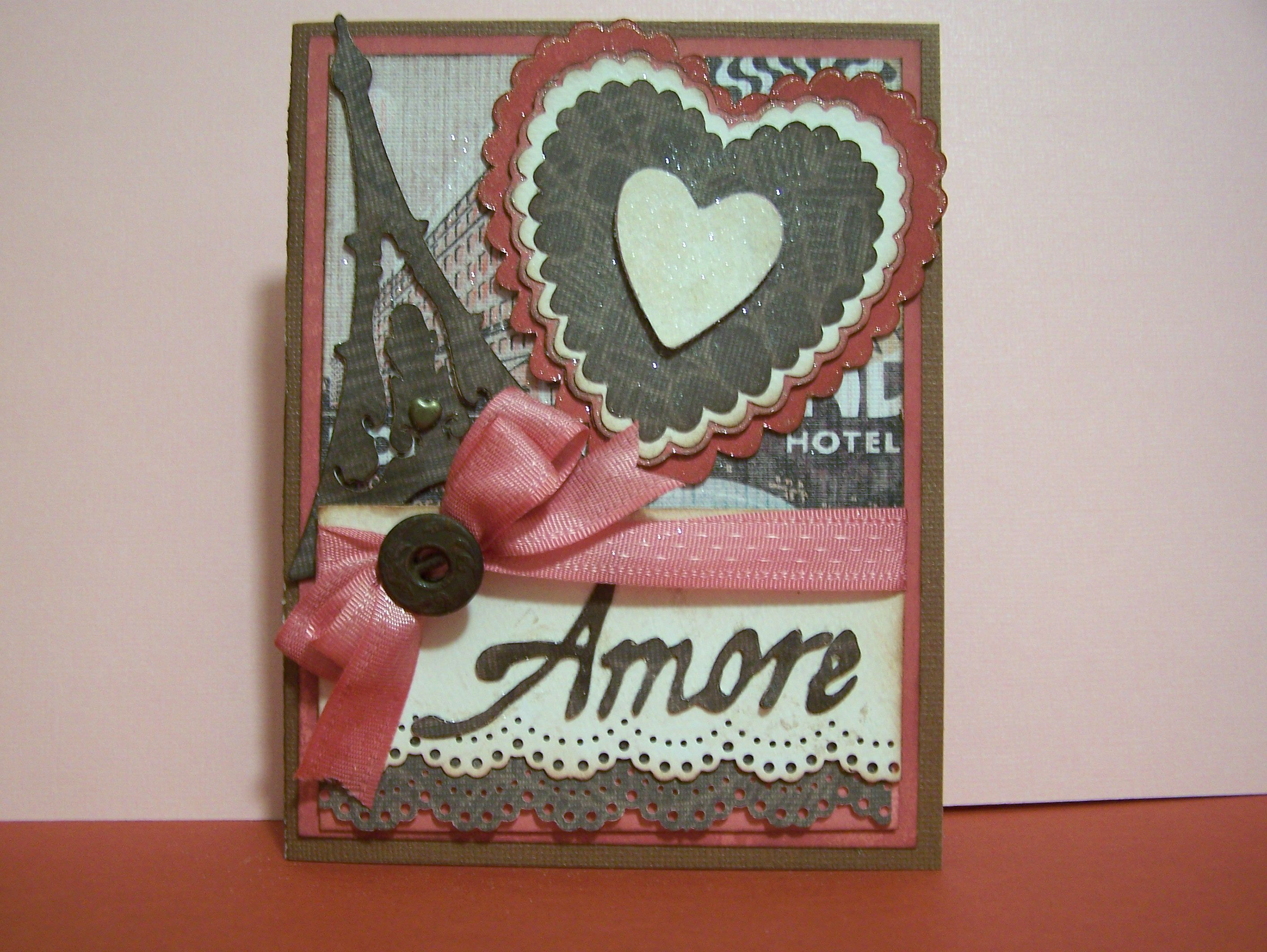 ~~~ Amore ~~~ - Scrapbook.com