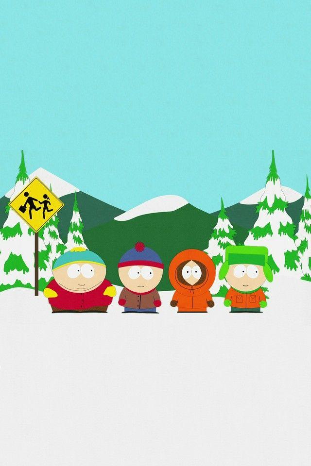Resultado De Imagem Para South Park Wallpaper Iphone Fondo