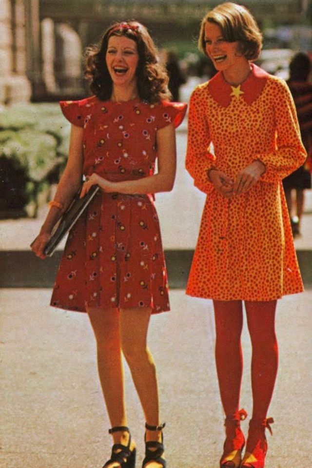 Эпоха винила - ЯПлакалъ | Мода 70-х годов, Лолита, Стиль
