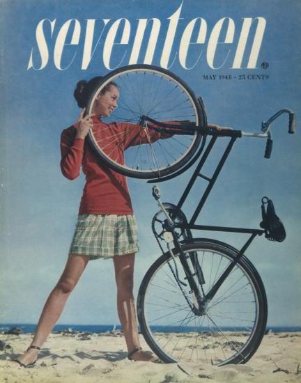 work for seventeen magazine