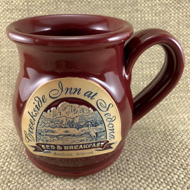 Creekside Inn At Sedona Arizona Bed & Breakfast Mug Deneen