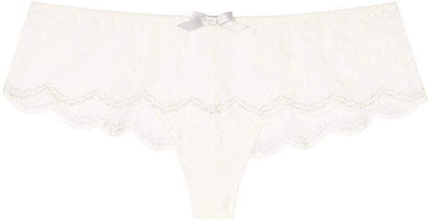 c9b47b4953 Dream Angels Scalloped Lace Hipster Thong Panty  shine kissed rise ...
