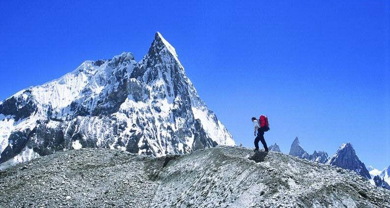 Mitre Peak, Pakistán