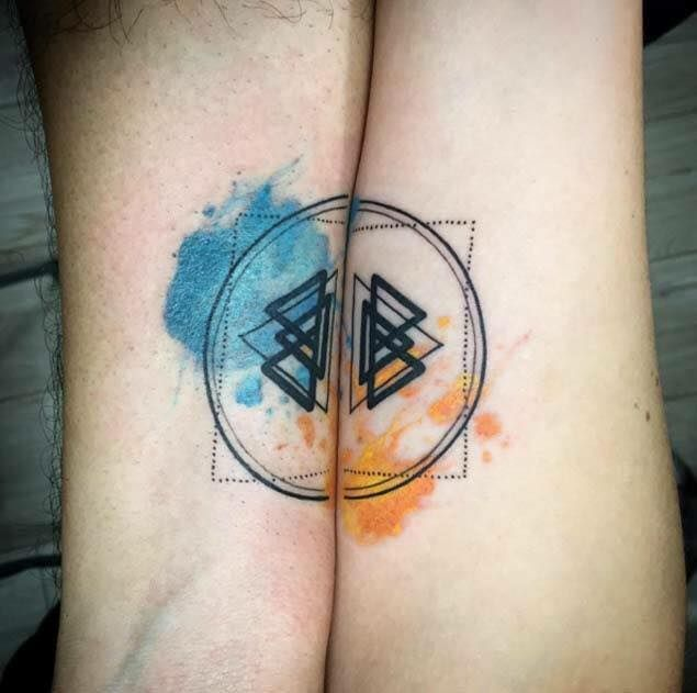 Parejas Tatoo Pinterest Parejas Tatuajes Y Tatuaje Para Parejas