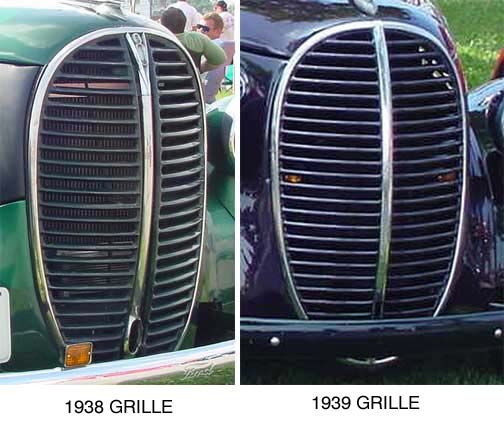 The 1938 Ford Pickup Truck Project Faq I Own A 1938 Ford Grille