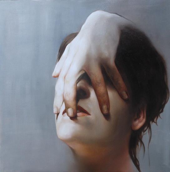 Caroline Westerh | Paintings | Galeria de Arte AFK / Art Gallery AFK