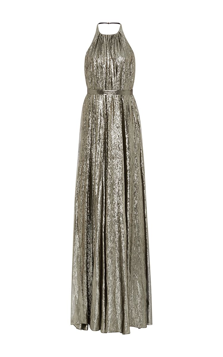 Trapeze Gown by HENSELY for Preorder on Moda Operandi